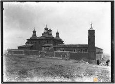 Belchite, Zaragoza. Santuario del Pueyo. Estilo: BarrocoDARA :: Detalle de Registro