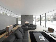 moderne wohnzimmer couch moderne wohnzimmer couch garnitur grau ...