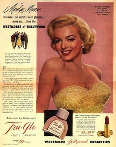 Publicités anciennes (Vintage ads) ☕: Tru-Glo (Duke University Libraries 1952)