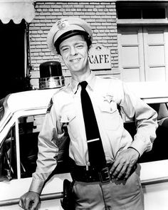 Don Knotts in The Andy Griffith Show