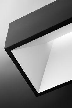 Plafonnier modulable LINK XXL by Vibia design Ramón Esteve