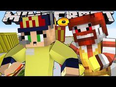 Minecraft School- Little Kelly : EVIL RONALD MCDONALD! - YouTube