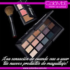 Esa sensación´n de cuando vas a usar tus nuevos productos de #maquillaje !