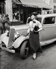Street Fashion 1935
