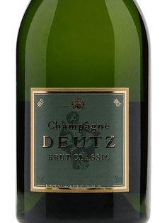 Ideal for all finicky wine lovers! Classic Brut Champagne from the Deutz winery! Champagne Deutz, Mousse, Delicate, Bottle, Classic, Bubbles, Pear, Posters, Derby