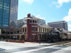 Church Street Station, a.k.a. the Old Orlando Railroad Depot.