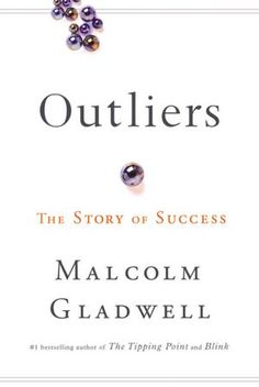 Wish I could claim Malcolm Gladwell as a relative. Unfortunately, I think we just have the same last name. :)