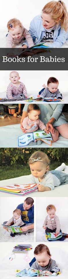 The simple act of reading to your baby can add huge benefits to your child's development.