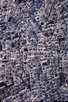 Georg Gerster: Past from Above. Fez, Morocco, 1982