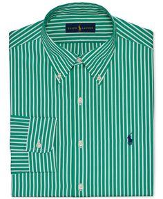Polo Ralph Lauren Men's Slim-Fit Bengal-Striped Dress Shirt Simple Shirts, Review Dresses, Slim Man, Bengal, Striped Dress, Polo Ralph Lauren, Shirt Dress, Fitness, Mens Tops