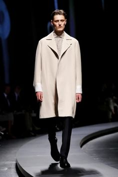 Ermenegildo Zegna Spring Summer Menswear 2014 Milan