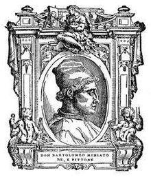 Bartolomeo della Gatta, pseudonimo di Pietro di Antonio Dei (Firenze, 1448 – Arezzo, 1502), è stato un pittore, miniatore, religioso, e architetto italiano.
