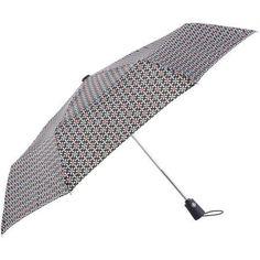 Totes Auto Open Close 43 inch Canopy Umbrella