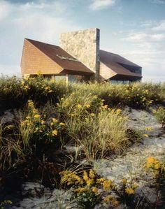 NORMAN JAFFE ARCHITECT - E. Cohen House, 1981