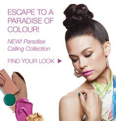 See the NEW {Limited Edition} Paradise Calling Collection! http://www.marykay.ca/aathey/whatsnew/newproducts/default.aspx