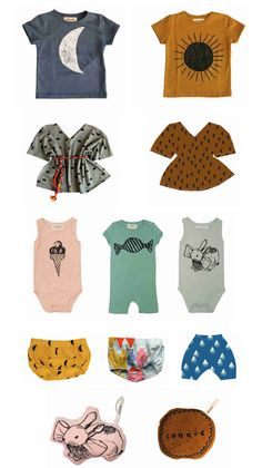 cute patterns/designs for diy onesies. thinking about michelle's shower!