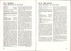 MISEMOR: Babybok 1501 S
