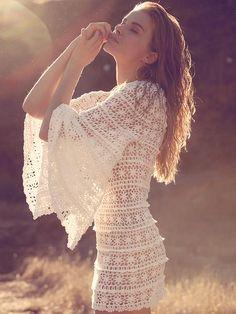 Bella Bell Sleeve Dress
