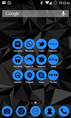 Android Icons, Free Icon Packs, Snapseed, Minimalist Art