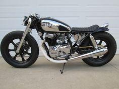 Yamaha XS400 - Custom Cafe Racer Motorcycles For Sale Custom Cafe Racer…