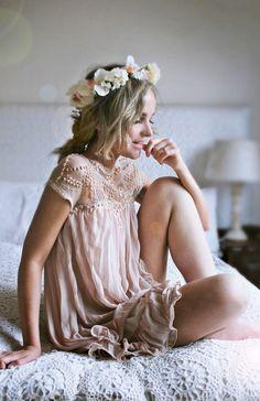 Spring fashion   hippy style