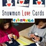 Snowman+Love+Cards