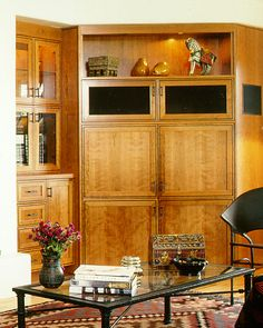 Custom Cabinets. Photo: © 2012 Parrish Construction  Boulder, CO (303