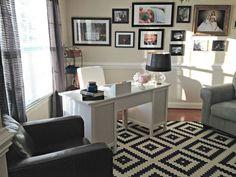 Dining Room Office Ideas - Modern Home Interior Design