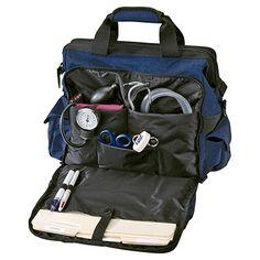 Nurse Mates Navy Blue The Ultimate Nursing Tote Bag Allheart