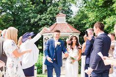 Outdoor wedding ceremony Outdoor Ceremony, Wedding Ceremony, Step Mum, Glorious Days, Last Dance, Dirty Dancing, Walking Down The Aisle, Celebrity Weddings, Summer Wedding