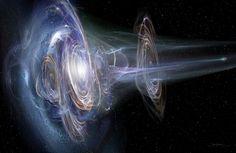 ¿Qué son los agujeros blancos?  Adelantando el Mundo http://go.shr.lc/23lI28X descubre nuevas curiosidades de ciencia y otras temáticas