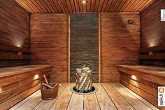 Moderni sauna 551728