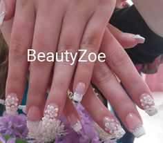 #BeautyZoe - Uñas&Accesorios #Uñasacrilicas #nails #acrilicnails