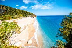 Guide Pratique : Voyage et tourisme en Albanie (Plage de Gjipe, Albanie)