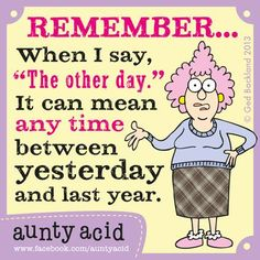 I was at Woodstock last week... Shh we'll pretend.   Don't forget to check out your #FREE brand spanking NEW Aunty Acid GoComics today, http://www.gocomics.com/aunty-acid
