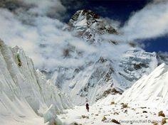 North Face, K2, China