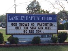 God shows no favoritism... - Imgur