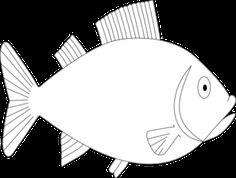 Full Size Fish Clip Art