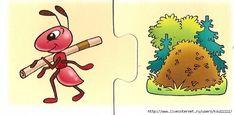 муравей - муравейник (700x344, 186Kb)