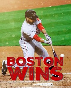 It took 5+ hours, but the Boston Red Sox take down the Astros in extras to get back to .500 on the year. 4/24/2016