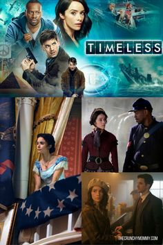 I have a confession to make: I love fall TV. Every year a new show comes on and hooks me and this year it's Timeless starring Abigail Spencer. It comes on Mondays at 10pm EST on NBC. #Timeless http://www.thecrunchymommy.com/timeless-new-fall-tv-favorite-interview/