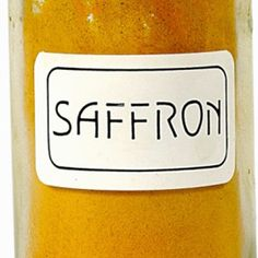 """The Amazing Benefits Of Saffron-Saffron is one of those ubiquitous herbs touted by chefs and extremely expensive. But if you've heard of it, have you ever tried enough to know what it tastes like?    While people always seem to crave chocolate or soy sauce or mangos or salt, I have never heard a single person say, """"I could really use some saffron on this lamb chop."""" But they should. Not only is saffron very tasty, it is also packed with surprising natural healing properties."""