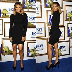 I think it's safe to say I am obsessed with Ciara and her bob