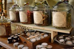 Organic Salves & Ointments Botanical Potpourri Ravonia Apothecary . For All Things Beautiful 806 Pennsylvania Ave.  Matamoras, PA 18336
