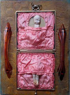 Curious Element by Dayna J. Collins http://www.alleyartstudio.com