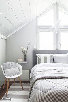 white bedroom loft ikea simple style minimalist small bedroom design Attic layout