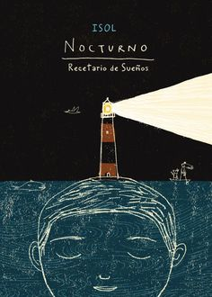 This is one of the stranger children's books I've seen but also one of the most interesting. It is called Nocturne: Dream Recipes (Grou. Book Cover Art, Book Cover Design, Book Art, Children's Book Illustration, Graphic Design Illustration, Dream Recipe, Design Editorial, Buch Design, Illustrator