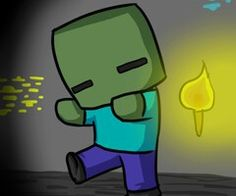 Zombie cave  #cute,  zombie