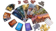5 More Games for TableTop Newbies