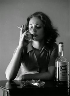 Here is an interesting photo collection of women with cigarettes in the 1950s. Some of them are so funny!      Naturally, it is important th...